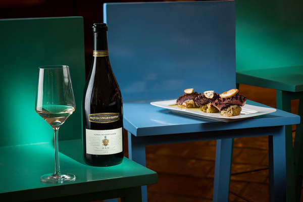 Wine pairing at Fado Restaurant at Hotel Royal