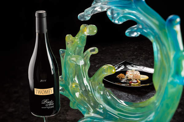 Wine pairing at Galaxy Macau