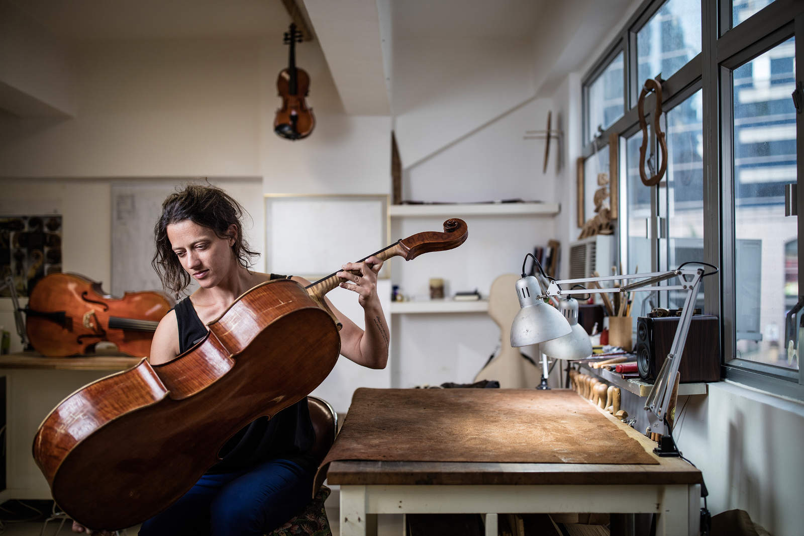 Violin Makers thumbnail