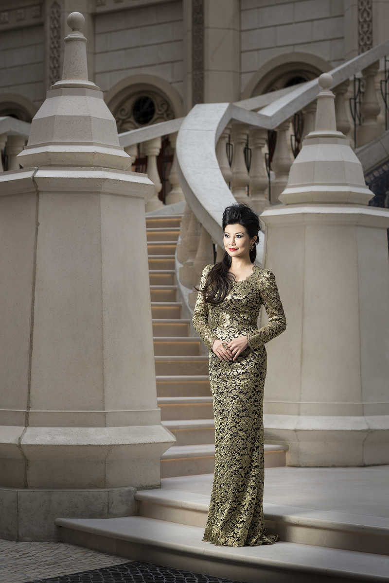 Patricia Cheong, founder and chief executive officer of Luxe by Encanto Luxury, and Miss Macau 1986.