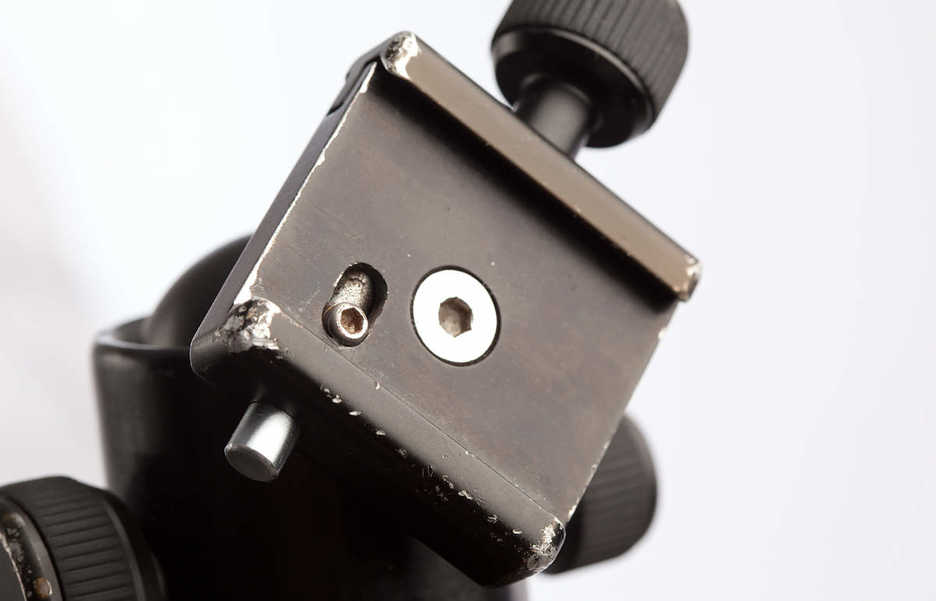 Benro kb-1a tripod ball head quick release - made in China