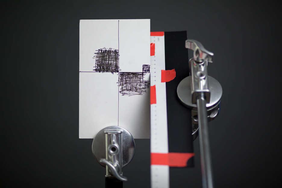 Camera Lens Autofocus Calibration Aid - A DIY Take on the